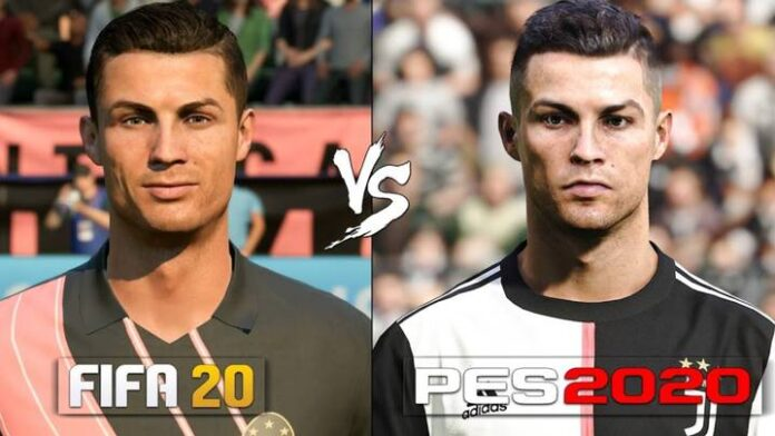 FIFA 20 vs PES 2020: Which is the Best Football Game?