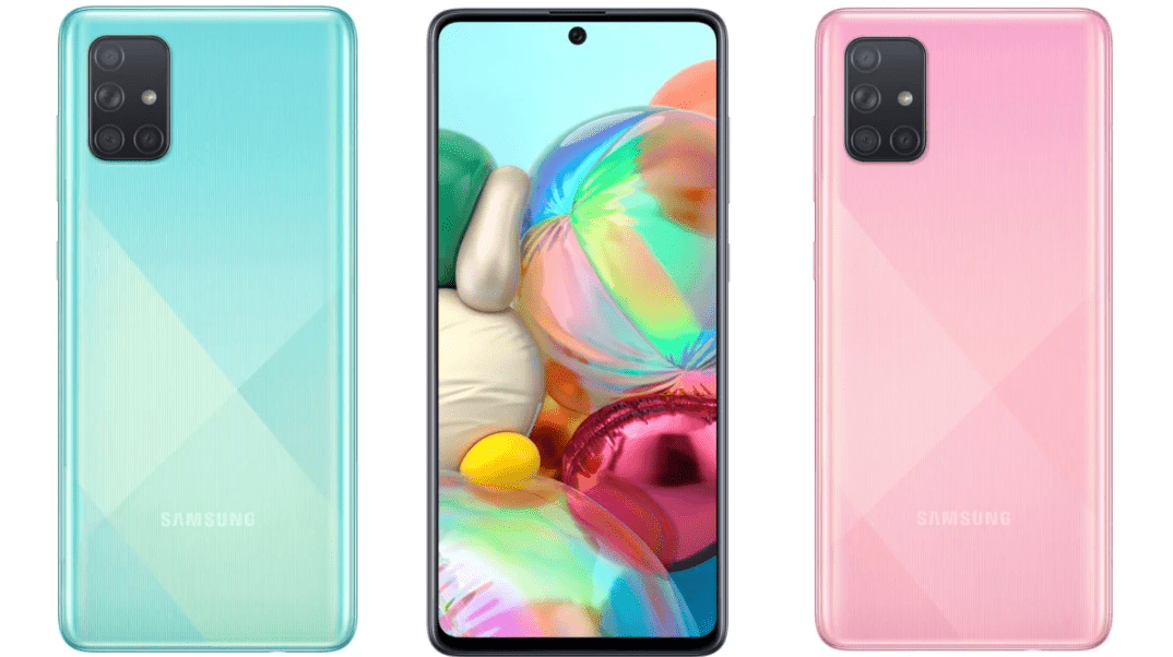 Galaxy A70 Vs Galaxy A71 Learn What Changes Between The Samsung Phones Techidence