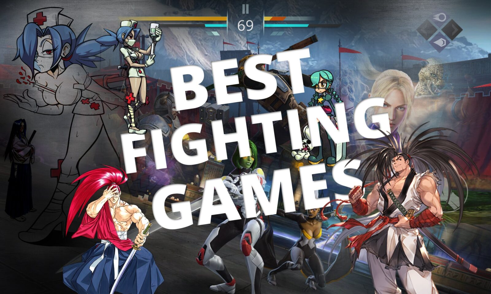 Best Fighting Games of the Year 2020