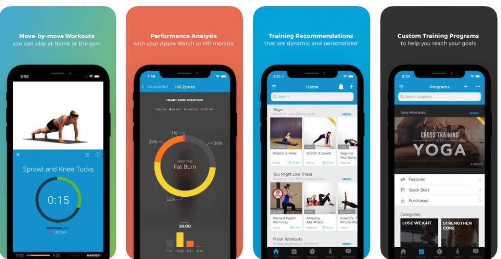 5 Workout Apps to do Physical Exercise at Home