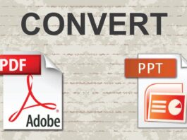 6 Free Online Tools to Convert PDF to PPT