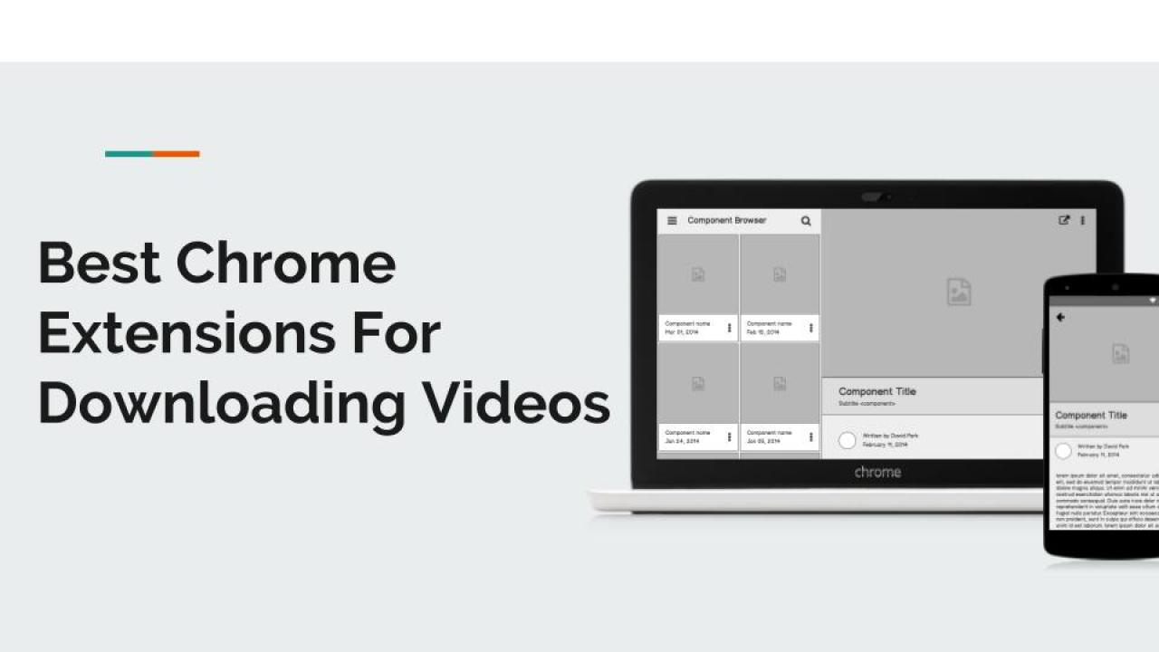 Chrome Video Downloader 7 Best Extensions To Download Videos From Any Website Techidence