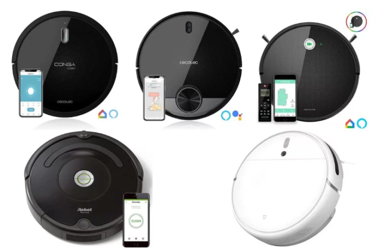 5 Best Affordable Robot Vacuum Cleaners for your Home