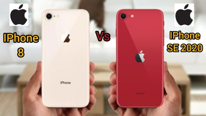 iPhone 8 vs iPhone SE 2: Which shoukd you buy?