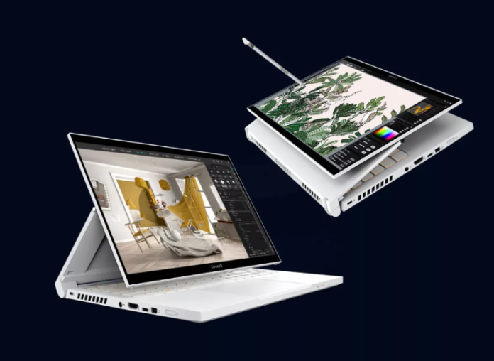 Acer ConceptD 3 and 3 Ezel