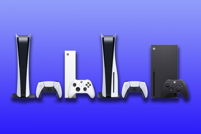 PlayStation 5 vs Xbox Series X vs Xbox Series S