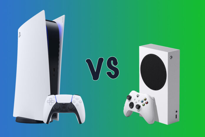 Xbox Series S vs. PlayStation 5