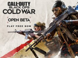 Call of Duty: Black Ops Cold War - Open Beta