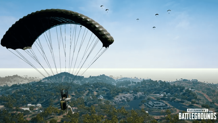Activate the Parachute at the right time