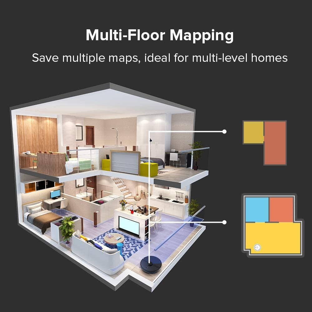 Multifloor mapping