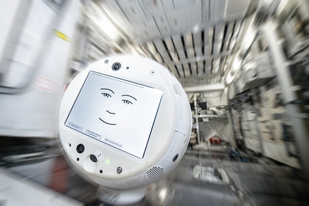 CIMON: A Robot in the International Space Station