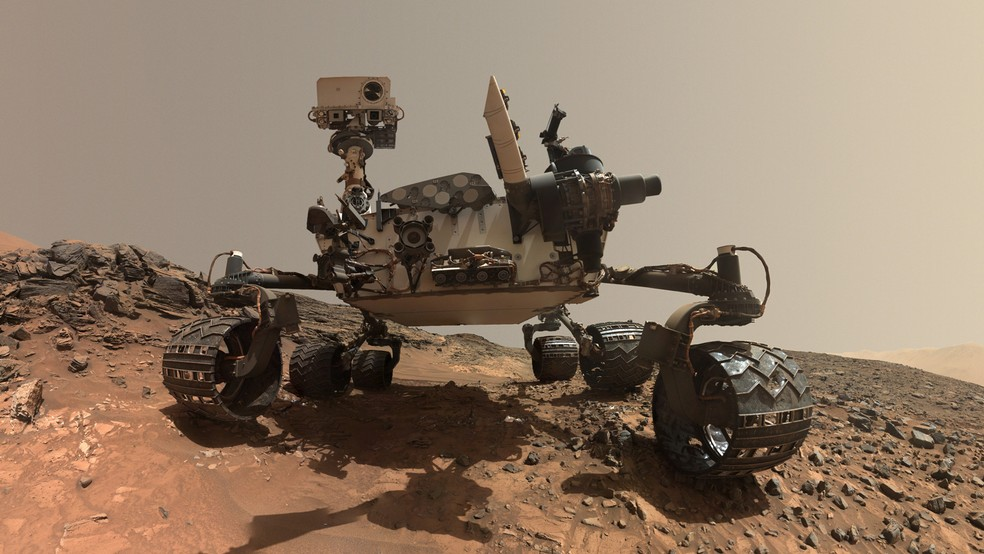 Navigation in Martian Rovers