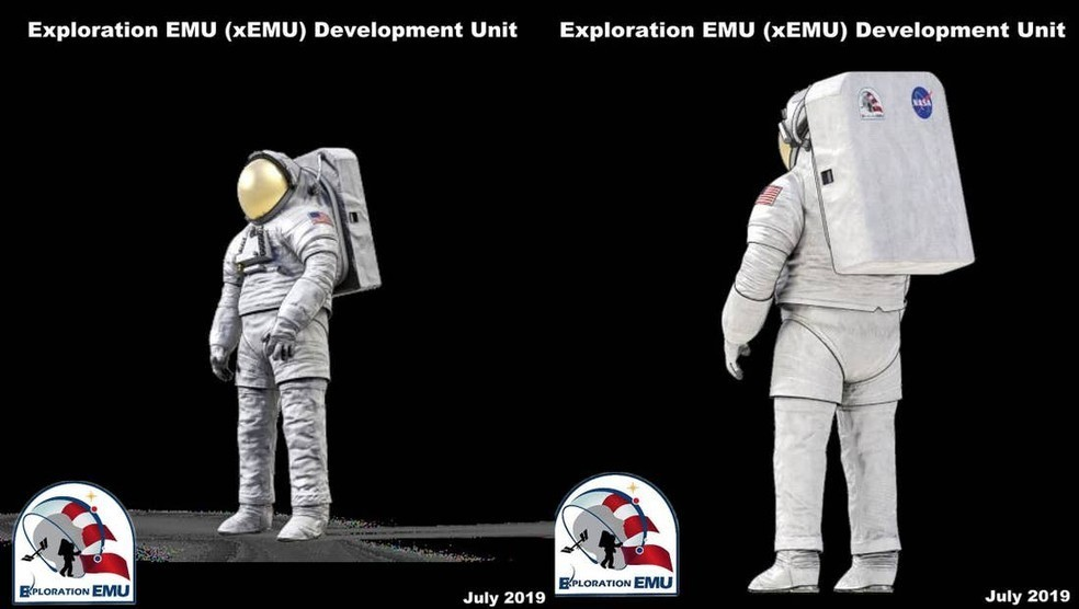 Projection of new Spacesuits