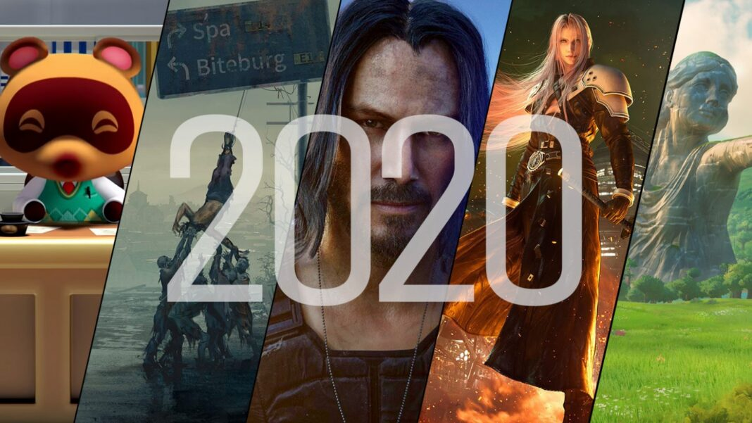 2020 Video Games