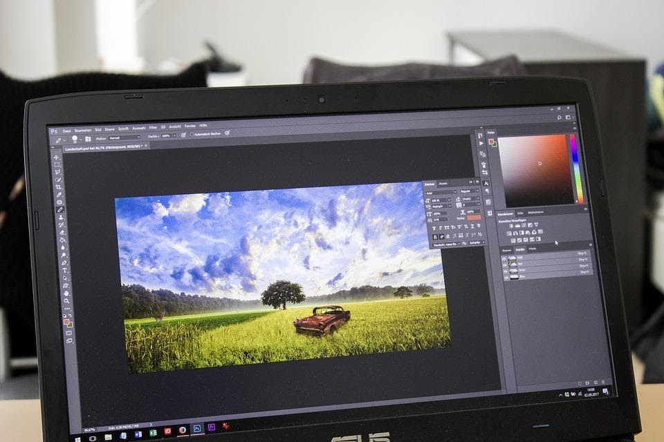 How to easily convert picture formats