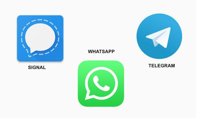 Telegram and Signal messengers, available for Android and iPhone (iOS), have been in the spotlight over the past week due to warnings in WhatsApp about the new privacy