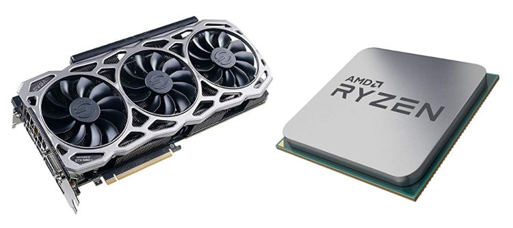 Dedicated and Shared Graphics Card
