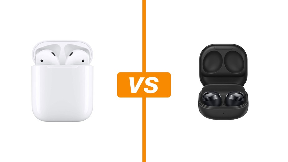 Galaxy Buds Pro vs Airpods