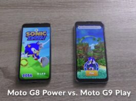 Moto G8 Power vs Moto G9 Play
