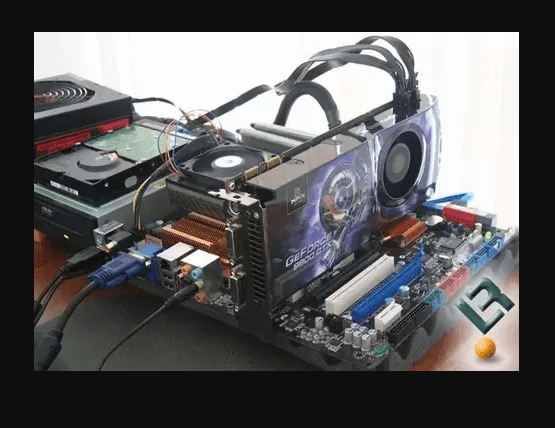 Shared Graphics Card