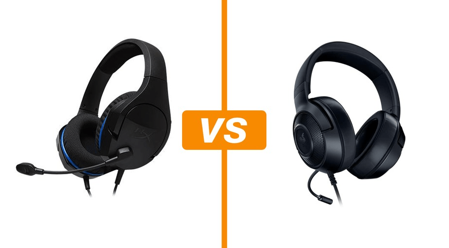 HyperX Cloud Stinger Core vs Razer Kraken X Lite