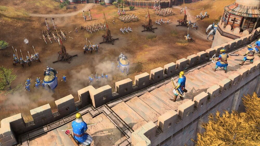 'Age of Empires IV'