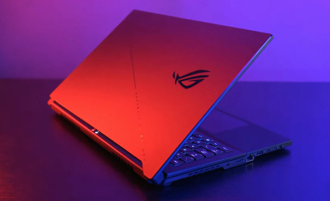 ASUS ROG Zephyrus S17 and M16