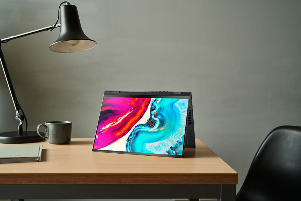 ASUS Zenbook 14X OLED and Flip OLED